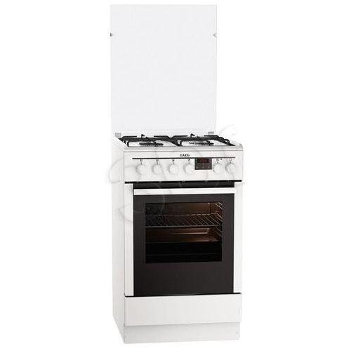 AEG-Electrolux 47345 GM-WN z kategorii [kuchnie gazowe]