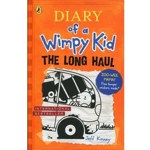 Diary of a Wimpy Kid The Long Haul - TYSIĄCE PRODUKTÓW W ATRAKCYJNYCH CENACH, Kinney, Jeff