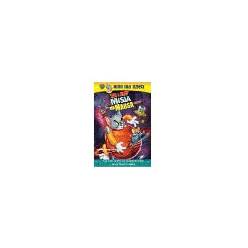 Tom i Jerry: Misja Na Marsa (Tom And Jerry, Blast Off To Mars) (7321909670945)