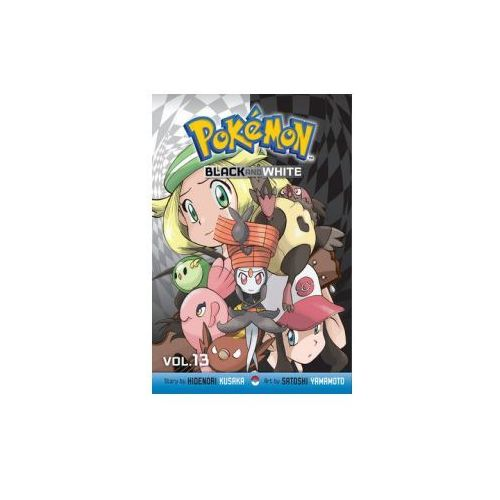 Pokemon Black & White (9781421558974)
