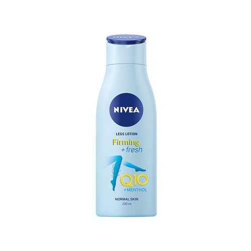 Nivea body q10 balsam do nóg ujędrniający firm & fresh legs 200ml