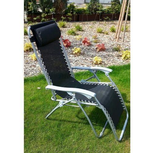 4home Relaksacyjny fotel plażowy, ogrodowy regina