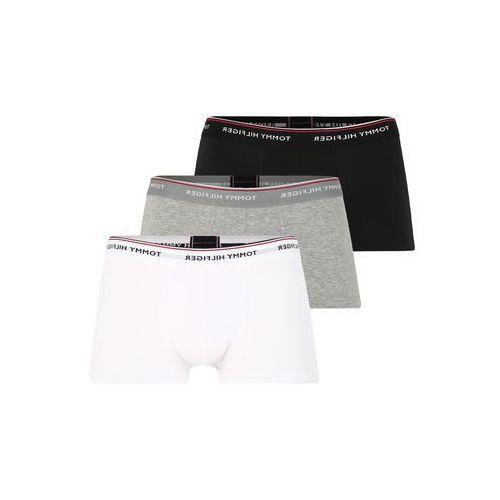 underwear bokserki 'trunk' szary / czarny / biały, Tommy hilfiger, S-XL