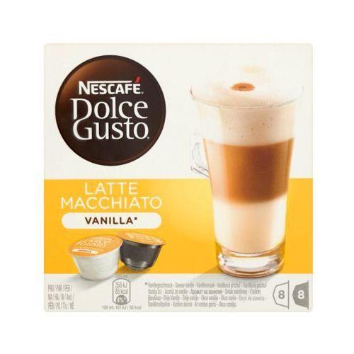 Kapsułki NESCAFE Dolce Gusto Latte Macchiato Vanilla (7613032870638)