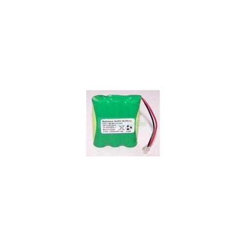 Bateria BCO110M 1200mAh NiMH 3,6V 3xAA, BCO110M