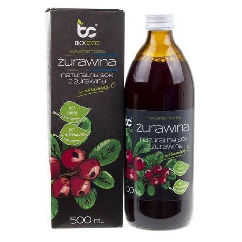 Bjococo sok z żurawiny - 500 ml (5907694978095)