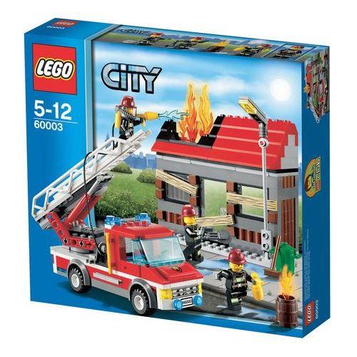 Lego City ALARM POŻAROWY 60003 z kategorii: klocki dla dzieci