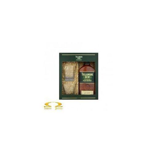 Whiskey Tullamore Dew 0,7l + dwie szklanki