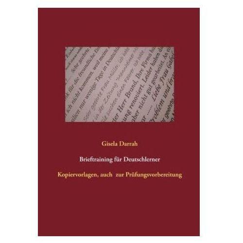 Brieftraining für Deutschlerner (9783848251537)