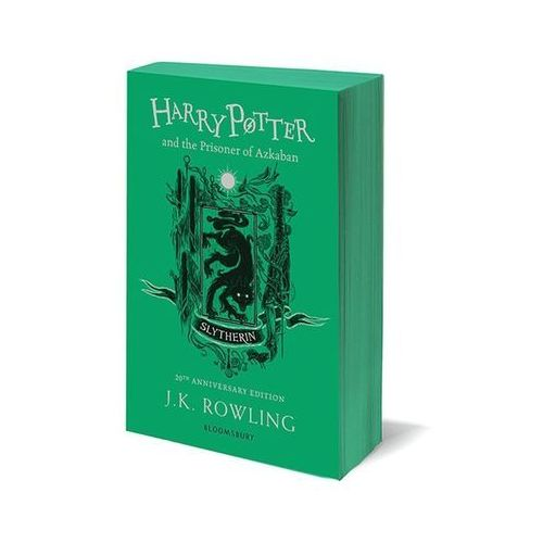 Harry Potter and the Prisoner of Azkaban - Slytherin Edition, Bloomsbury