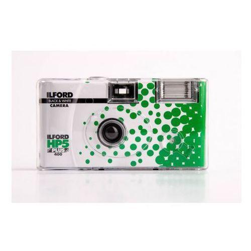 Lford aparat jednorazowy z filmem hp5 27 kl. marki Ilford