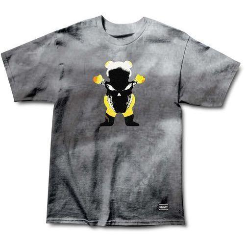 koszulka GRIZZLY - Grizzly X Ghost Rider Tie Dye (TIE DYE) rozmiar: M