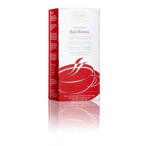Owocowa herbata Ronnefeldt Teavelope Red Berries 25x2,5g, 84.05.HR.BER(TV)