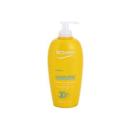 Biotherm lait solaire mleczko do opalania spf 30 (melting milk with citrus fragrance) 400 ml (3605540654439)