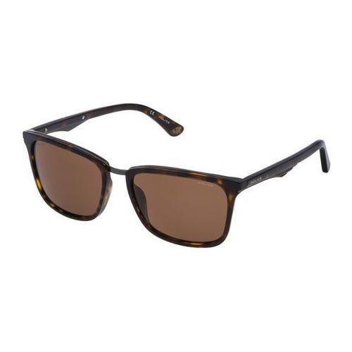 Okulary słoneczne spl579 blackbird 10 polarized 722p marki Police