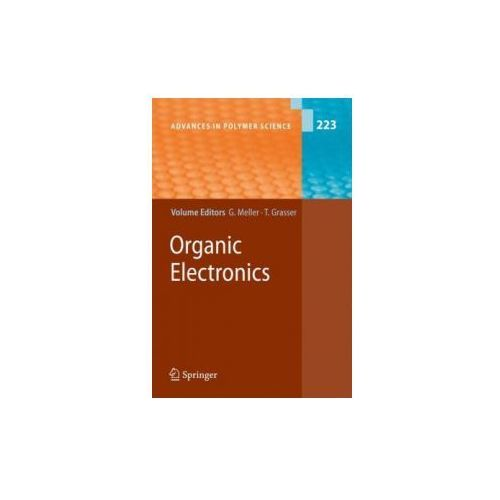Organic Electronics (328 str.)