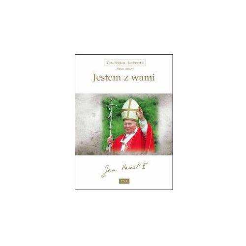 Złota kolekcja jan paweł ii album 4 jestem z wami. darmowy odbiór w niemal 100 księgarniach! marki Alina czerniakowska, joanna linczuk, krzysztof tadej