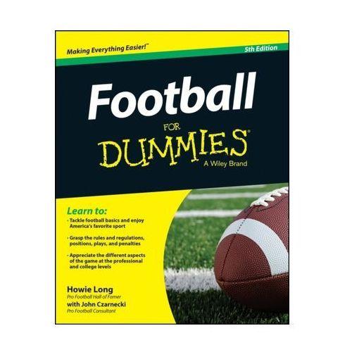 Football For Dummies (9781119022633)
