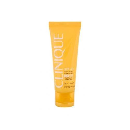 Clinique Sun Care SPF40 preparat samoopalający do twarzy 50 ml dla kobiet