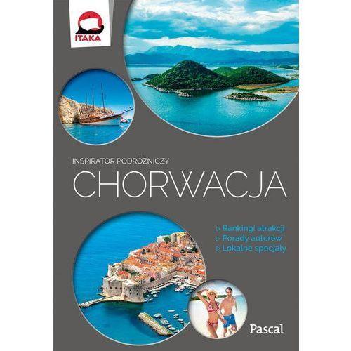 Inspirator podróżniczy. Chorwacja, oprawa broszurowa