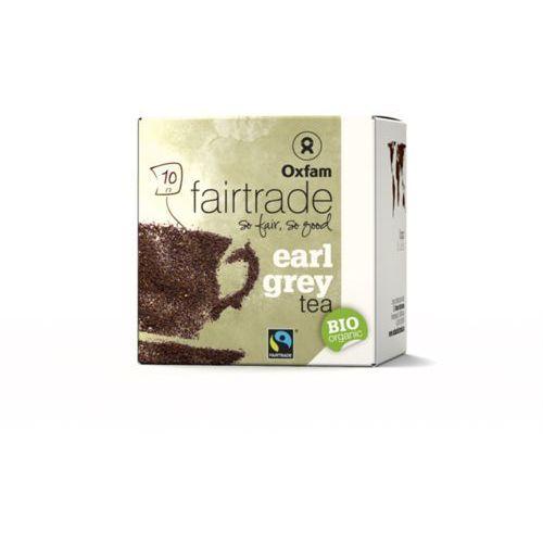 Oxfam fair trade (ft) (kawy i inne produkty ft) Herbata ekspresowa earl grey fair trade bio (20 x 1,8 g) - oxfam