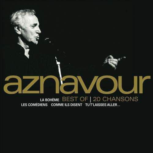 Aznavour Charles - Best Of 20 Chanson [Polska cena] (0602537815906)