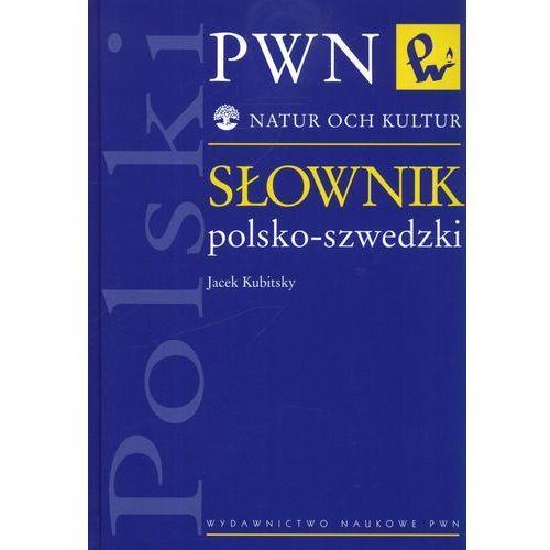 Słownik polsko-szwedzki, oprawa twarda