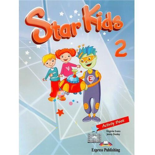 Star Kids 2 Activity Book (2012)