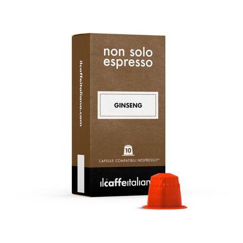 Ginseng (kawa aromatyzowana z żeń-szeniem) kapsułki do Nespresso – 50 kapsułek (8068020914143)