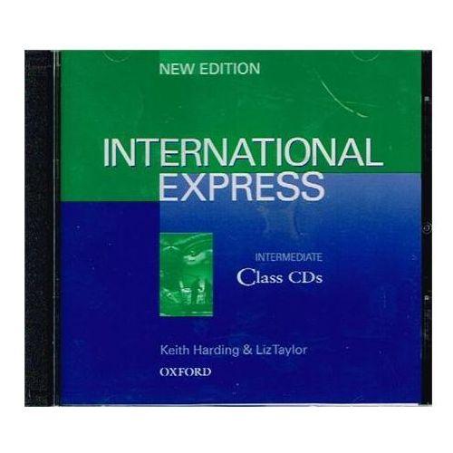 International Express Interactive, Intermediate, Class Audio CDs (2), Oxford University Press