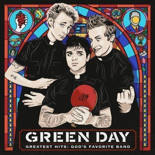GREATEST HITS: GOD'S FAVORITE BAND - Green Day (Płyta CD) (0093624909170)