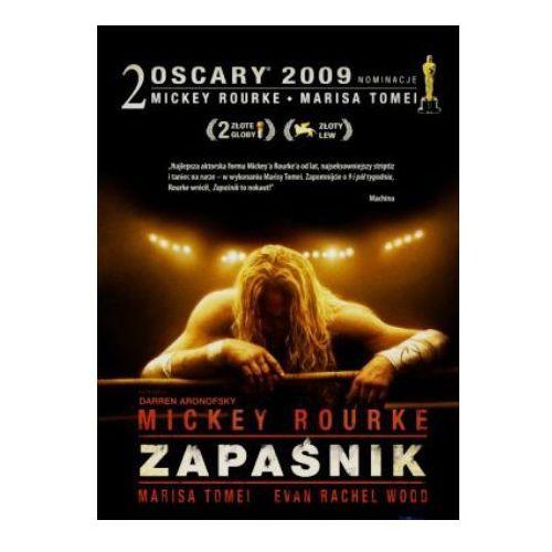Kino świat Zapaśnik (dvd) - darren aronofsky od 24,99zł darmowa dostawa kiosk ruchu