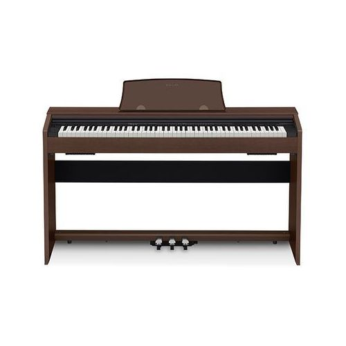 Casio px-770 bn pianino cyfrowe brązowe