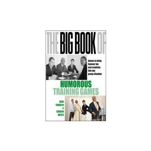 Big Book of Humorous Training Games (9780077115074)