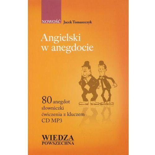 Angielski W Anegdocie + Cd Mp3, Wiedza Powszechna
