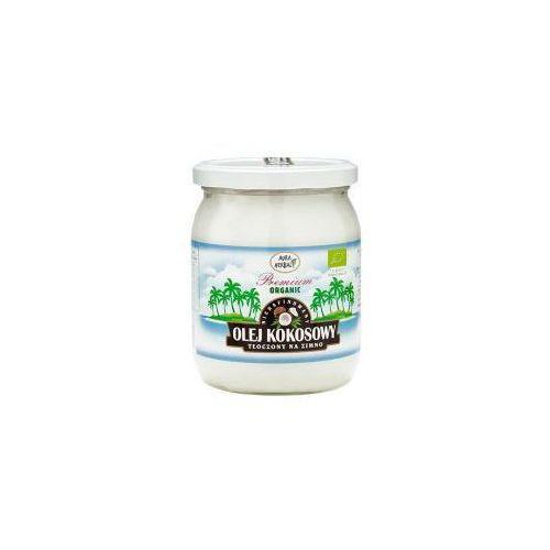 Olej kokosowy - Nierafinowany, Extra Virgin 450 ml