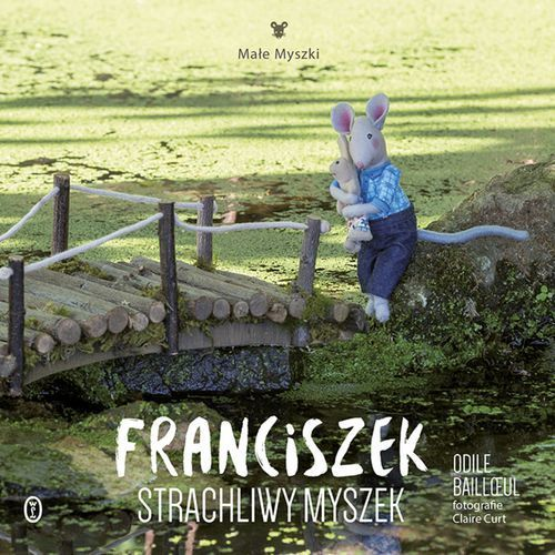 Franciszek Strachliwy Myszek, oprawa twarda