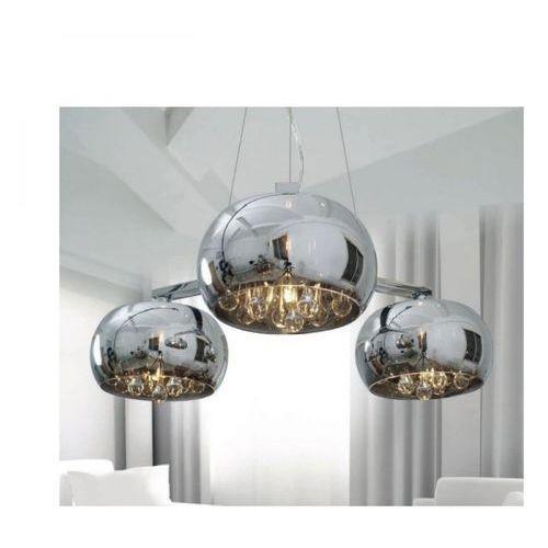 Zuma line Lampa wisząca crystal potrójna bzl, p0076-03r