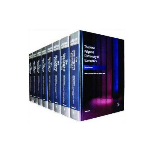 New Palgrave Dictionary of Economics