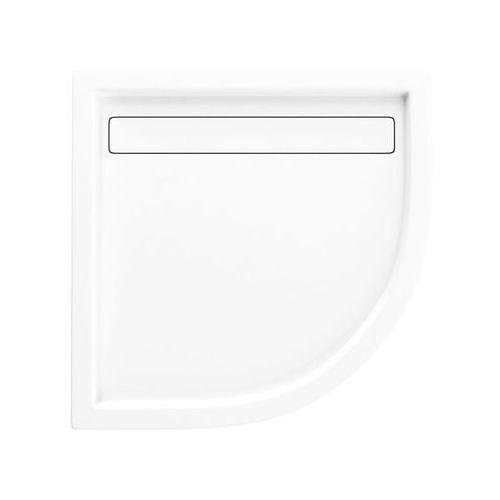 Brodzik do kabiny prysznicowej płaski cordoba 90 x 90 cm marki Schedpol