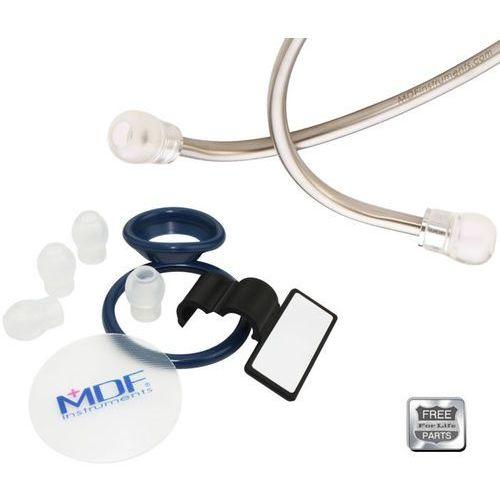 Stetoskop internistyczny md one 777 - różowy marki Mdf