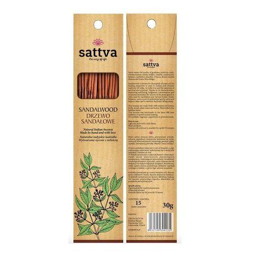 Kadzidła Sattva drzewo sandałowe