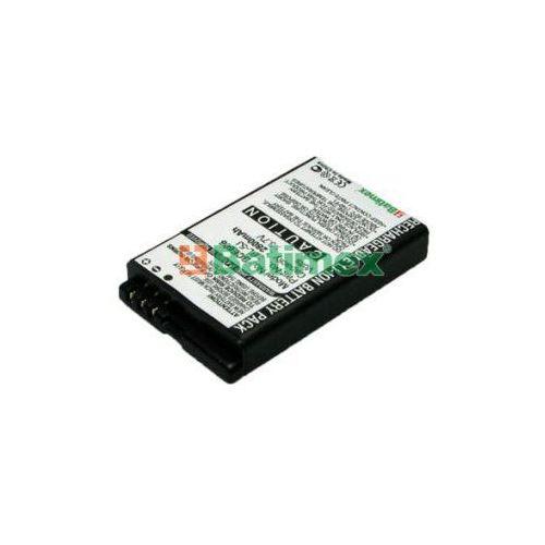 Nokia 5800 / bl-5j 2800mah 10.4wh li-ion 3.7v powiększony czarny (), marki Batimex