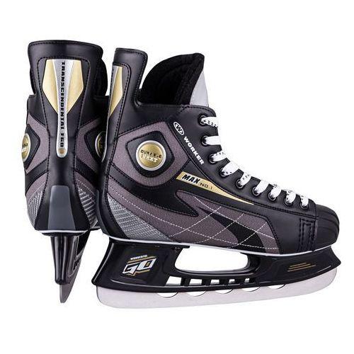 Łyżwy hokejowe hoky marki Worker