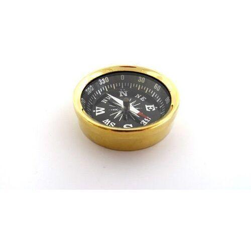 Kompas mosięzny KOMNI060 śr. 4,5cm
