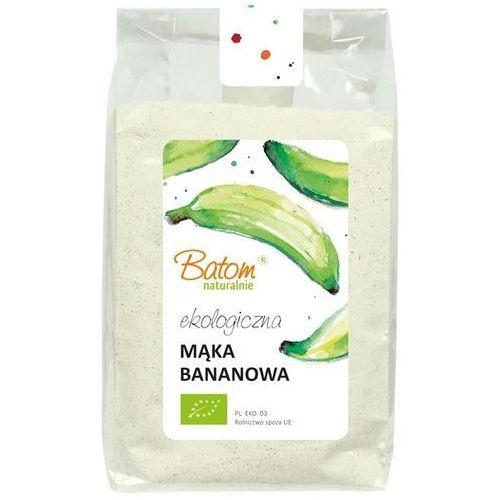 Mąka Bananowa, z Bananów Warzywnych BIO 250 g Batom (5907709951686)