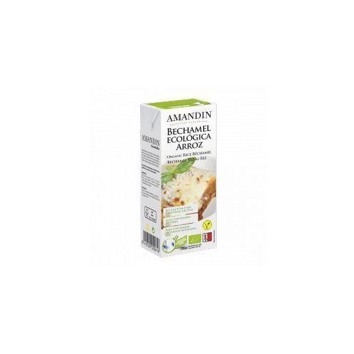 Sos ryżowy bechamel BIO 200 ml Amandin