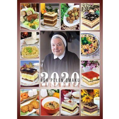 Kalendarz 2020 Rok pełen smaku