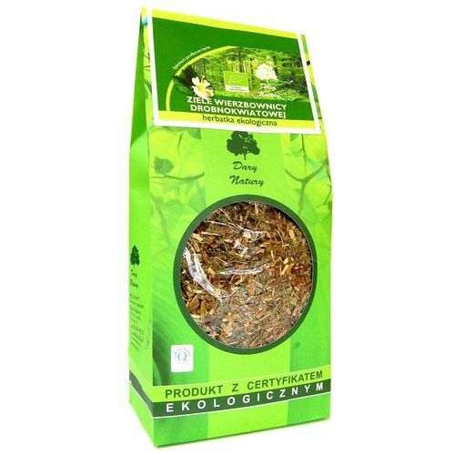 Dary natury - herbatki bio Herbatka z ziela wierzbownicy drobnokwiatowej bio 200 g herbata dary natury