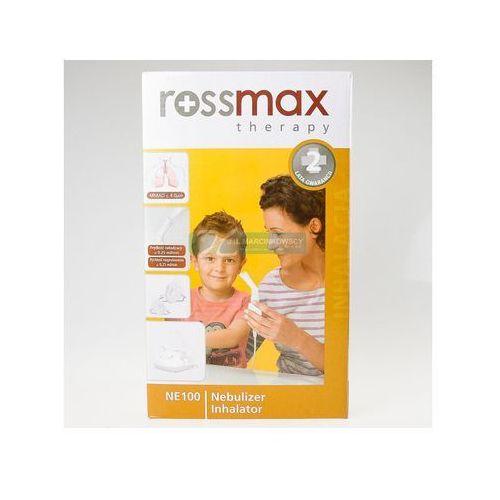 Inhalator tłokowy Rossmax NE100 1 sztuka (inhalator)